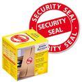 Hinweisetiketten Zweckform 7312, Sicherheitssiegel