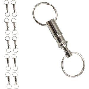 Schlüsselanhänger Böttcher-AG 7918, 10 Stück