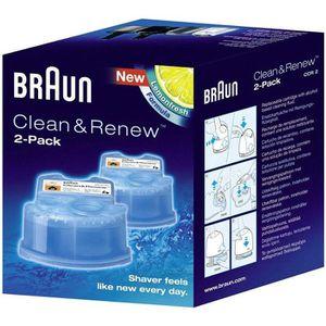 Reinigungskartuschen Braun CCR 2