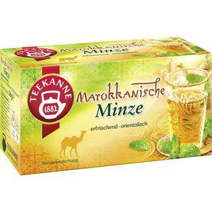 Tee Teekanne Marokkanische Minze