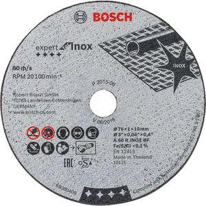 Trennscheibe Bosch Expert for Inox, für Stahl