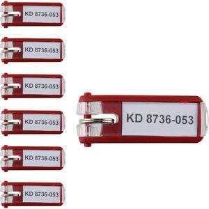 Schlüsselanhänger Durable Key Clip 1957-03