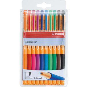 Tintenroller Stabilo PointVisco, 1099/10