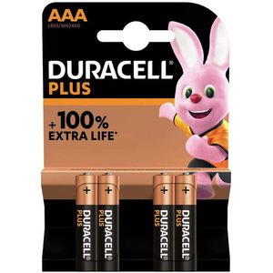 Batterien Duracell Plus, AAA