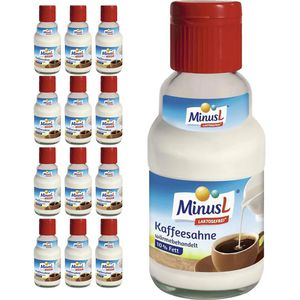 Kaffeesahne MinusL 10% Fett
