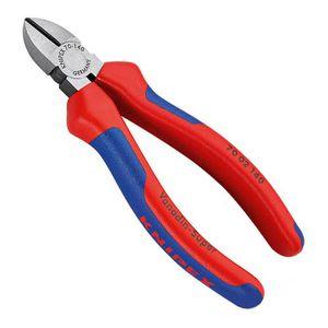 Mehrkomponenten-Griffhüllen KNIPEX® 70 02 140 Seitenschneider 140 mm