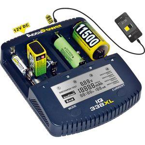Akku-Ladegerät AccuPower IQ-338XL Li-Ion
