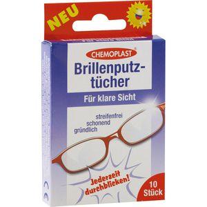 Brillenputztücher Chemoplast