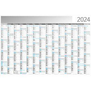 Plakatkalender Geiger Horizont 14 L, Jahr 2022