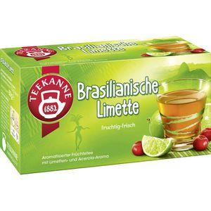 Tee Teekanne Brasilianische Limette