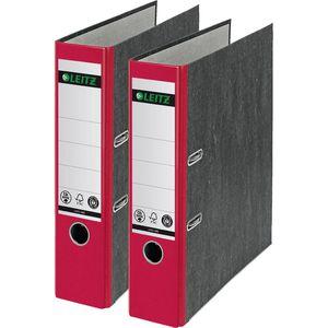 Ordner Leitz 1080-50-25, Karton, A4, 8cm