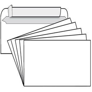 Briefumschläge Herlitz 764258, C6, weiß