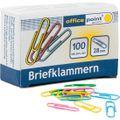 Büroklammern Office-Point 28mm
