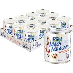 Kondensmilch Nestle Milchmädchen gezuckert 9% Fett