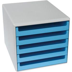 Schubladenbox Böttcher-AG A4, Kunststoff