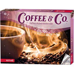 Adventskalender Roth 80634 Coffee & Co