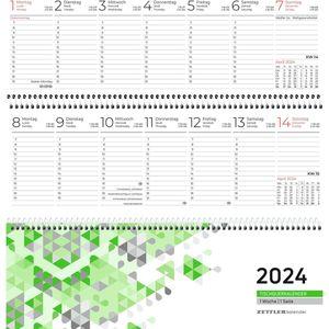 Tischkalender Zettler 146, Jahr 2022
