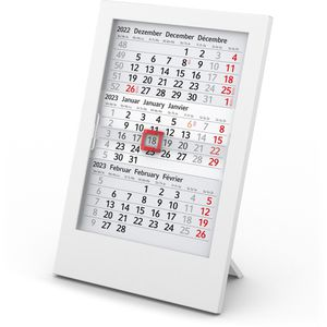Tischkalender Geiger Box 3, Jahr 2022 / 2023
