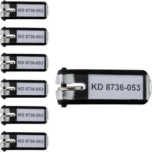 Schlüsselanhänger Durable Key Clip 1957-01