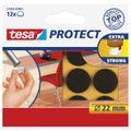 Filzgleiter Tesa Protect 57893, Ø 22mm