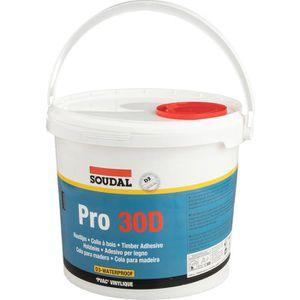 Holzleim Soudal Pro 30D, 5kg