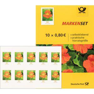Briefmarke DeutschePost Markenset, Standardbrief