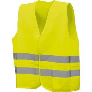 Warnweste Leina-Werke DIN EN 1150 gelb