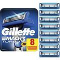 Rasierklingen Gillette Mach3 Turbo 3D