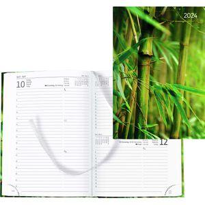 Buchkalender Alpha 101493 Style Zen, Jahr 2021