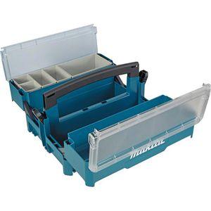 Werkzeugkoffer Makita Storage-Box für MAKPAC