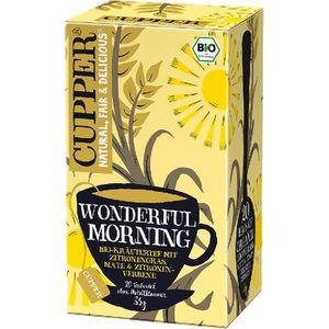 Tee Cupper Good Morning, Kräutertee, BIO