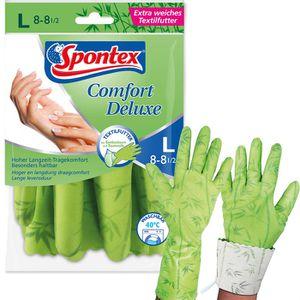 Gummihandschuhe Spontex Comfort Deluxe