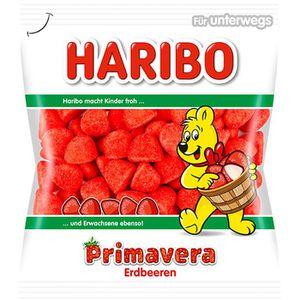 Schaumzucker Haribo Primavera Erdbeeren