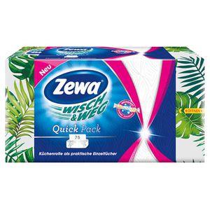 Küchenrollen Zewa Wisch & Weg Quick Pack, 2-lagig